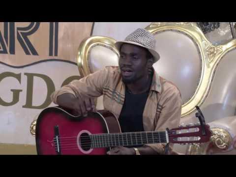 Jeff Mduma Interview | Art kingdom Show Tanzania @Clouds Tv