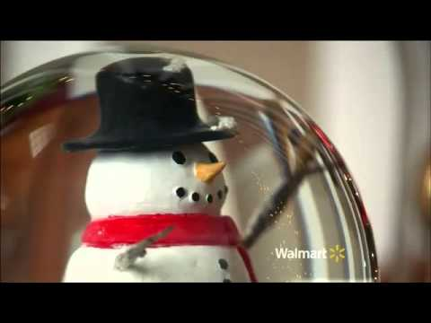 Walmart Black Friday TV Commercial, 'Snow Globe'   FunnyAds