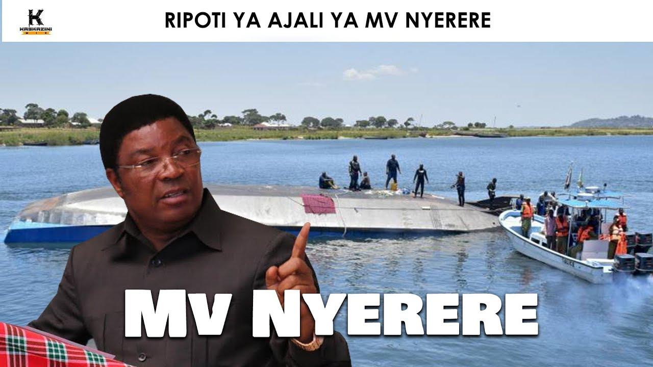 Download RIPOTI YA AJALI YA MV NYERERE