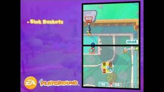 EA Playground Nintendo DS Trailer - Sizzle Trailer