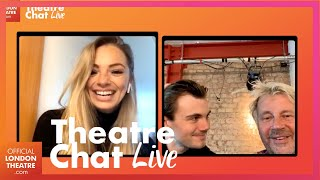 Theatre Chat Live Ep 29   When Darkness Falls & Josephine Lee from Wonderville