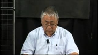 震災復興の宮城県その進行について ほか(最初の部分音声が欠落しており...