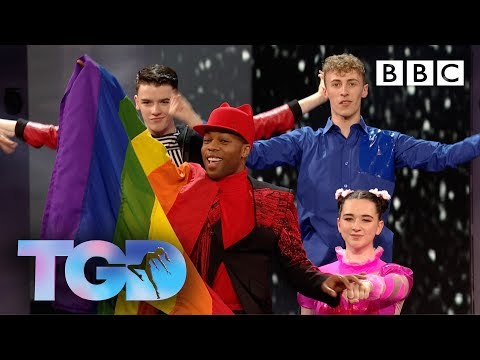 Dance captains and squads open the show! - The Greatest Dancer - BBC