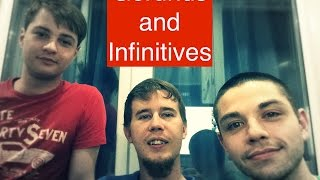 Gerunds and Infinitives - Learn English online free video lessons(This video is about gerunds and infinitives. Don't forget to subscribe for more FREE ENGLISH VIDEO LESSONS ..., 2016-05-25T19:21:27.000Z)
