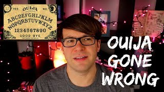 My Paranormal Experience – Ouija Board Gone Wrong