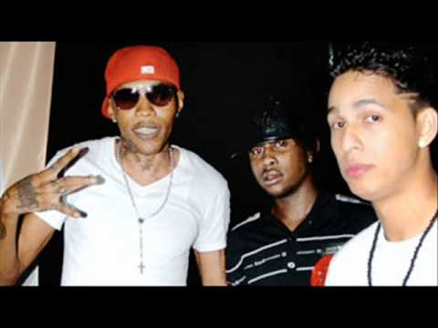 Vybz Kartel & Rvssian - Get Gal Anywhere (Raw) - June 2011
