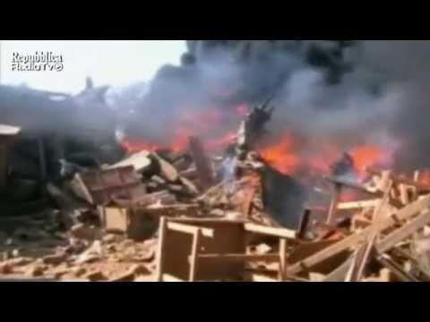 Trans Air Congo Antonov Aircraft Crashes Killing At Least 14