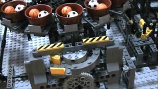 LEGO GBC Ball Factory  レゴ ボール工場 thumbnail