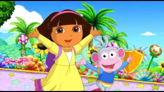Dora  Salva A Terra Dos Contos de Fada Completo 1ª Temporada