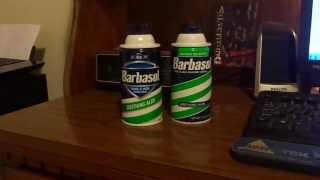Consumer BS!!! #1 Barbasol Shaving Cream