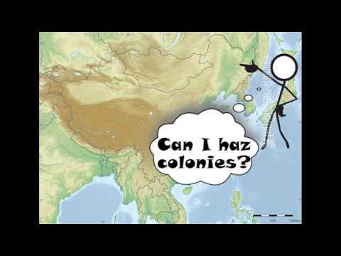 eCsTASy XVI - History of Taiwan