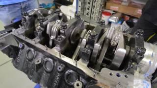 John Bowe shows how Liqui Moly MoS2 Reduces Engine Wear