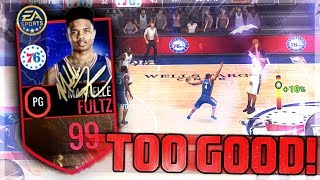 99 MARKELLE FULTZ DROPS 10 POINTS IN 30 SECONDS! 20 MILLION COIN SHOPPING SPREE! NBA Live Mobile