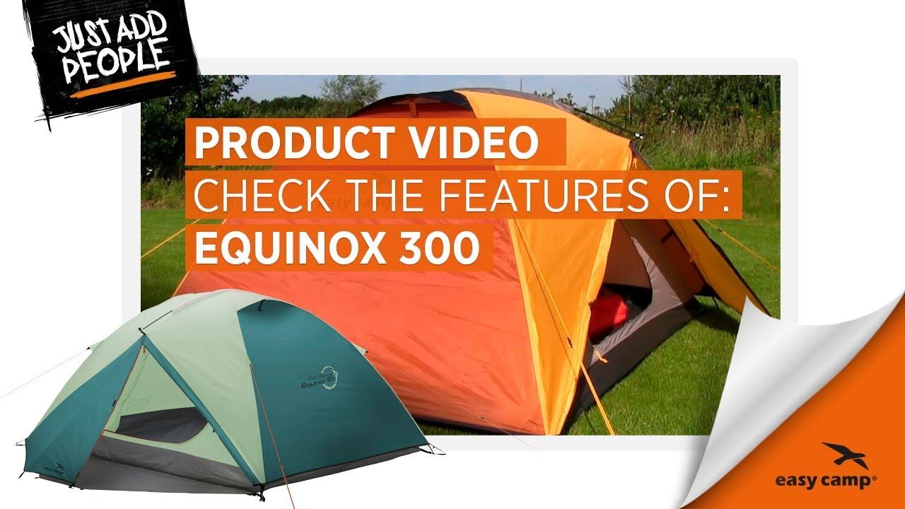 Easy Camp Equinox 300/Tienda