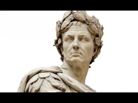 Гай Юлий Цезарь. Великие люди. История. Прознум