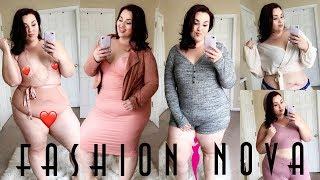Fashion Nova Curve Try-On Haul |Plus Size Fashion|
