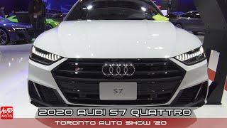 2020 Audi S7 Quattro - Exterior And Interior - Toronto Auto Show 2020