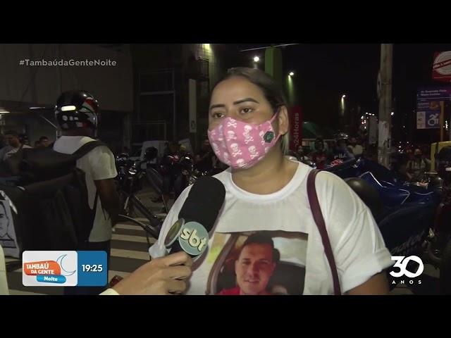 Amigos e familiares realizam mais um protesto na capital  - Tambaú da Gente Noite