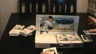 2013 Topps Museum Collection Box Break Baseball Cards SWEET!