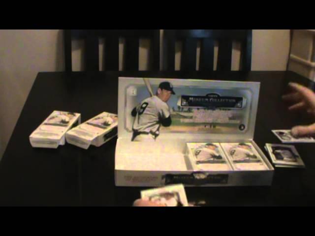 e27ec9b9c00 2013 Topps Museum Collection Box Break Baseball Cards SWEET - Naijafy