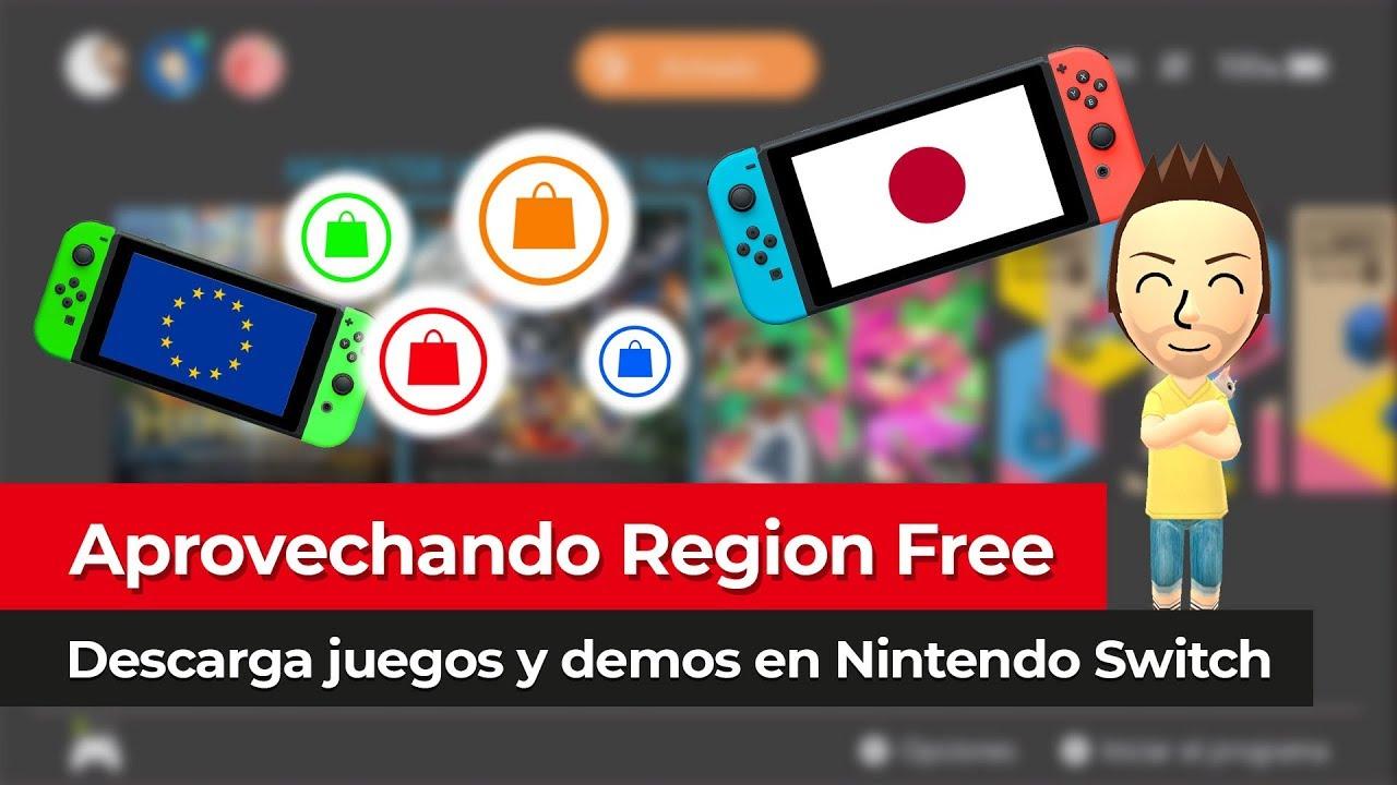 Tutorial Descarga Demos Y Juegos De Otras Regiones En Tu Nintendo