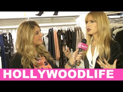Rachel Zoe Tells Us What To Wear To Office Holiday Party & New Years Eve