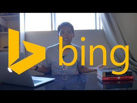 Microsoft Bing Search Engine Awards!