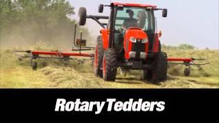 Kubota Hay Tools Line Expansion