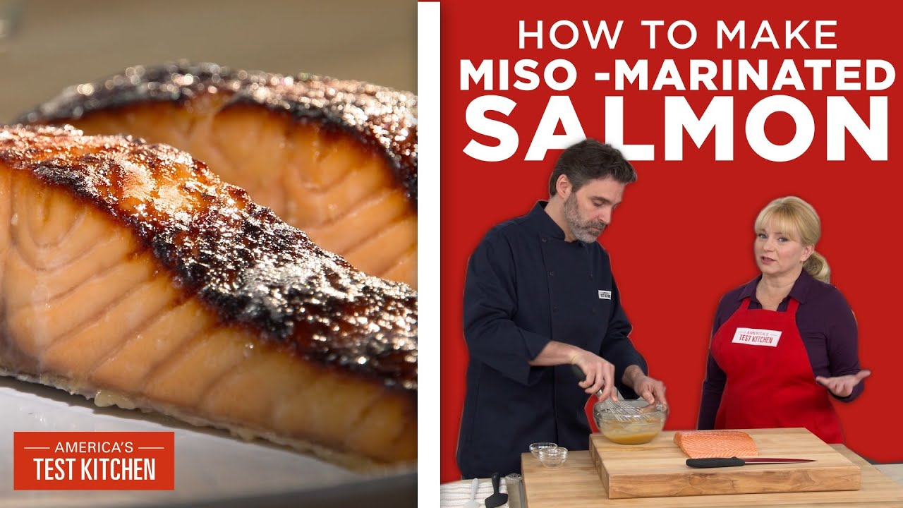 How to Make Showstopping Miso-Marinated Salmon