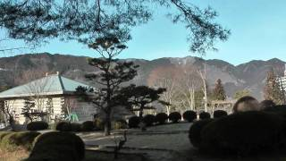 下呂市 「峰一合遺跡 縄文公園」