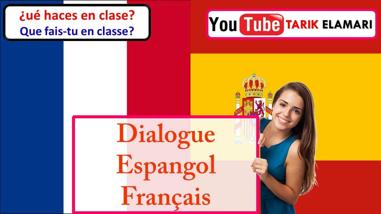 dialogue de rencontre amoureuse en espagnol)