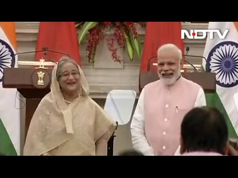 PM Modi, Sheikh Hasina 'Step Down', He Said. Everyone Laughed