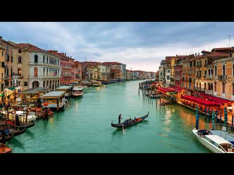 Canale Grande (Grand Canal) - Venice (Italy)