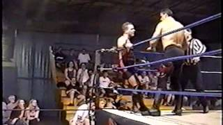 Kurrgan vs Custom Made Man - RAW - July 24th 2001
