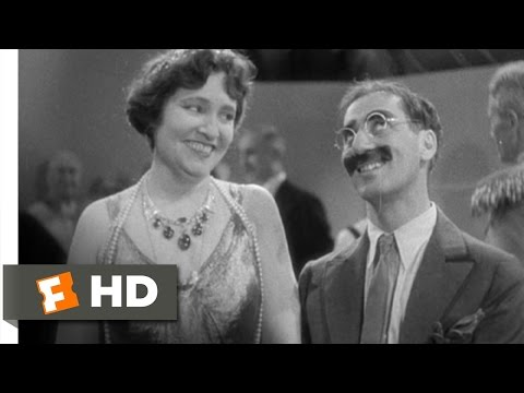 Duck Soup (1/10) Movie CLIP - Working His Magic (1933) HD