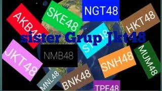 48 grup familly-  all  bout sister Grup akb48 2018