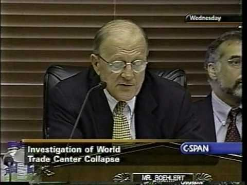 World Trade Center Collapse Investigation Hearing, May 2002