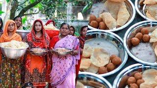 Village Cooking | S1E9 - Luchi, Suji/Shuji, Rasgulla for Kids by Village Food Life