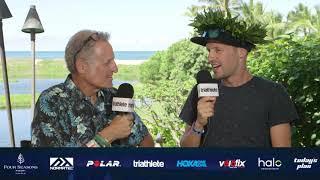 2018 Championship Edition of Breakfast with Bob from Kona: Men's Champion Patrick Lange