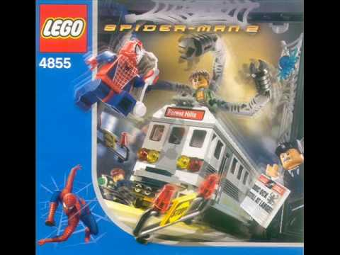 Lego spiderman sets and figures youtube - Lego spiderman 2 ...