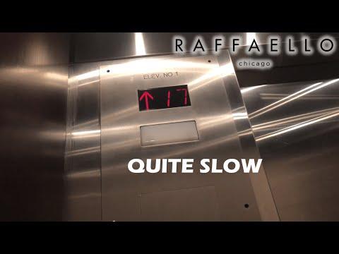 Urban? Traction Elevators - Raffaello Hotel In Chicago, IL