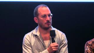 Darren Aronofsky: Movies in Your Brain