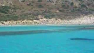 Balos & Gramvousa (Blue Lagoon)(The most beautiful beach of Greece, the most beautiful beach of the greek island CRETE. It has been declared as one of 10 most beautiful beaches in the World., 2007-10-14T16:16:38.000Z)