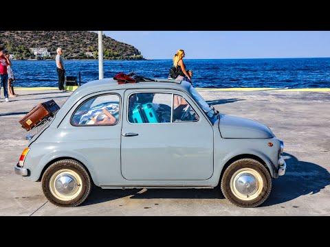 5 Days Around the Greek Islands... Fun Under the Sun and Beautiful Sceneries