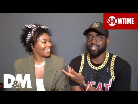 Gabrielle Union & Dwyane Wade on LeBron vs Jordan & Shaq Being a Hater  DESUS & MERO  SHOWTIME