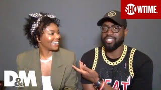 Gabrielle Union & Dwyane Wade on LeBron vs. Jordan & Shaq Being a Hater | DESUS & MERO | SHOWTIME