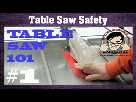 Table Saw Safety Tips You Forgot About (or Never Knew)