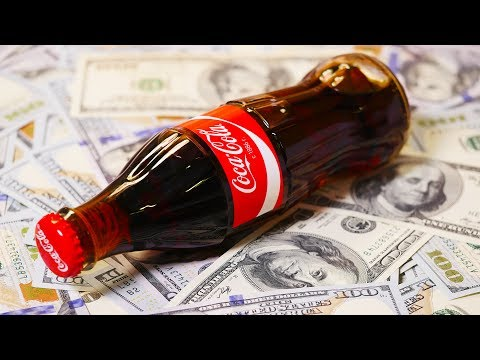 Thumbnail: EXPERIMENT COCA COLA & DOLLARS