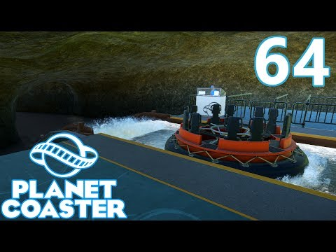 Planet Coaster - Part 64 - Redesign!
