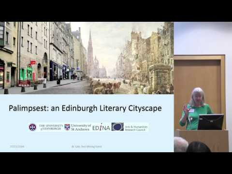 Edinburgh Text Mining and Geoparsing in Digital Humanities
